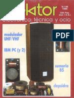 Elektor 068 (En 1986) Español