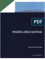 Estado e Governo - Livro EaD