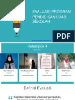 Evaluasi Program PLS