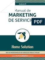 Manual Marketing Servicios