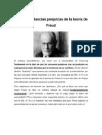 Ello Yo Superyo de La Teoría de Freud