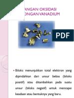 Keluarga Vanadium