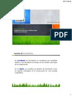 Gestion Inventarios y Eoq