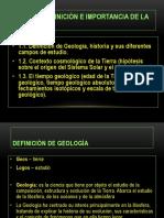 Geologia en General