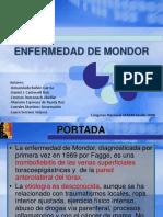 Enfermedad de Mondor22
