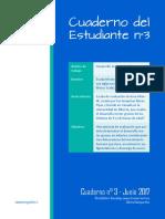 Cuaderno Del Estudiante n03