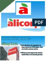 Alicorp exposicion