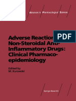 Adverse Reactions to Non-Steroidal Anti-Inflammatory Drugs - Clinical Pharmaco-Epidemiology