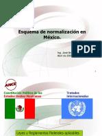 09 Esquema de Normalización en México