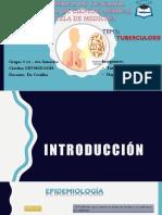 TUBERCULOSIS DIAPOSITIVAS