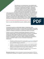FILGRASTIM Clave Descripción Indicaciones Vía de Administración y Dosis 010