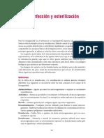 Desinfección y Esterilización (Manual BS OMS)