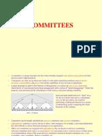 Committees 31 10