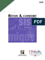 Béton & Confort CT-B43