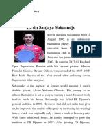 Kevin Sanjaya Sukamuljo