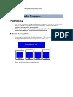 Designing Parallel Programs