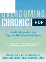 Overcoming Chronic Pain A Self-Help Guide