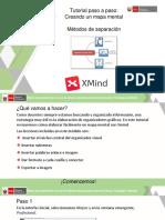 Xmind - Mapa Mental Paso a Paso- Cta