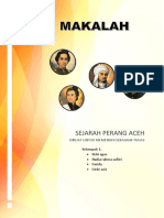Makalah sejarah perang Aceh.docx