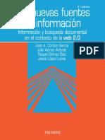 Las Nuevas Fuentes de Información Información y Búsqueda Documen