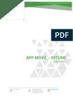 App Móvil - Offline v3