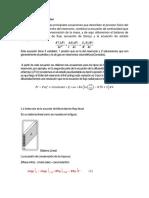 La Ecuación de La Difusividad