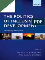 Inclusive Development 2015