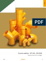 01 PVC Arancio Edilizia REDI-2018 Catalogo