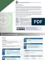 Furosemide IV pump