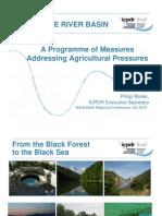 Programme of Measures Addressing Agricultural Pressures