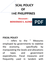 FISCAL POLICY BIEN.pptx
