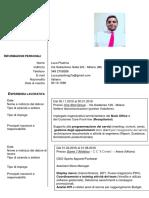 CV LucaPlastina