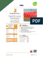 Tarte Aux Fruits VF