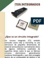 Circuitos Integrados y Transistores