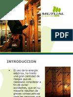 Prevención de Riesgos Electricos 2005.ppt