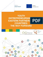 Youth Entrepreneurship in Eastern Partnership Countries The Way Forward