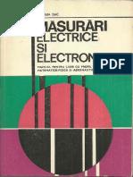 Masurari Electrice Si Electronice Manual_xi - Eugenia Isac (1982)