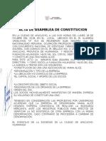 Acta de Constitucion (1)[1]
