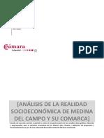 Estudio socioeconómico de Medina del Campo 2010