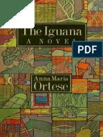 The Iguana - Anna Maria Ortese
