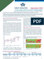 Freight Analysis Sep 2018