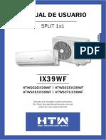 Manual de Usuario 1x1 Ix39wf-Esp