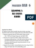 PPT Tugas Anggaran BAB 6.pptx