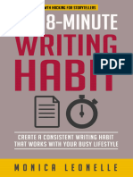 The 8-Minute Writing Habit_ Cre - Monica Leonelle.epub