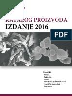 Katalog Lallemand 2016 SRB