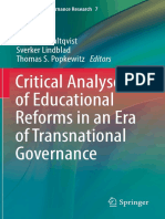 critical analysis of educational reform