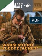 2010 Autumn U.S. Cavalry Catalog