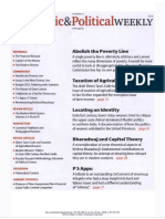 Economic and Political Weekly Vol. 47, No. 15, APRIL 14, 2012