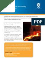Mining Indices Fact Sheet