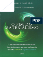 O Fim Do Materialismo - Charles T. Tart